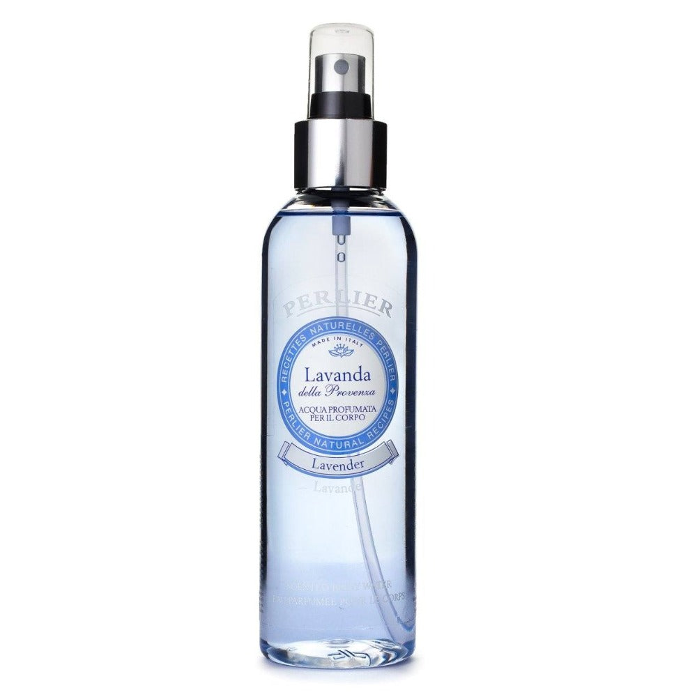 PERLIER'S LAVENDER BODY WATER