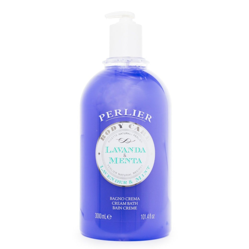 Lavender & Mint Bath & Shower Cream 101.4 fl oz