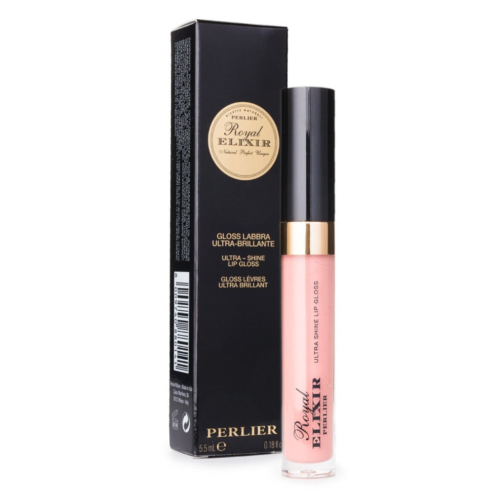 Perlier's Royal Elixir Ultra Shine Lip Gloss - Nude