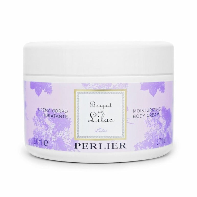Perlier Bouquet of Lilac Body Cream