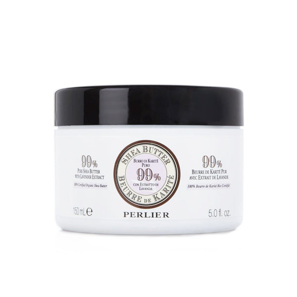 99% PURE SHEA BUTTER & LAVENDER BODY BUTTER