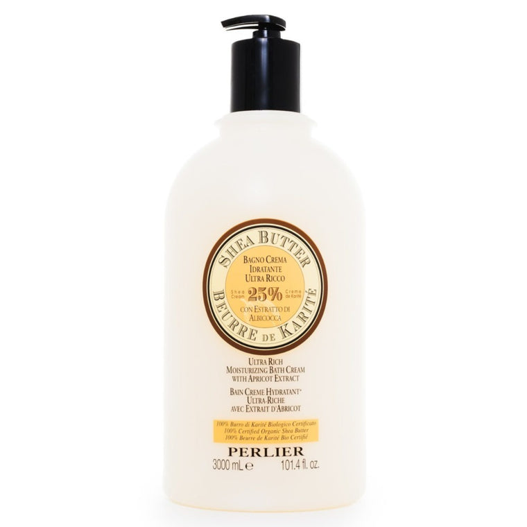 Shea Butter with Apricot Bath & Shower Cream 101.4 fl oz