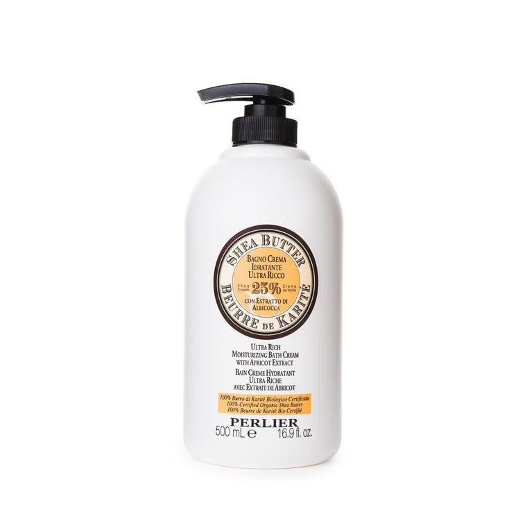 Shea Butter with Apricot Bath & Shower Cream 16.9 fl oz
