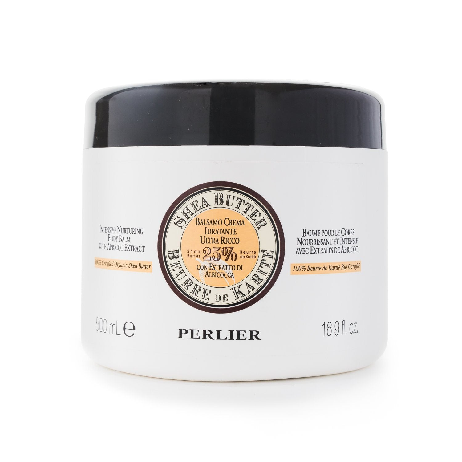 Shea Butter with Apricot Nurtutring Body Balm 16.9 oz