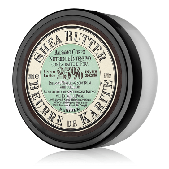 Perlier's Shea Butter Body Balm with Pure Pear