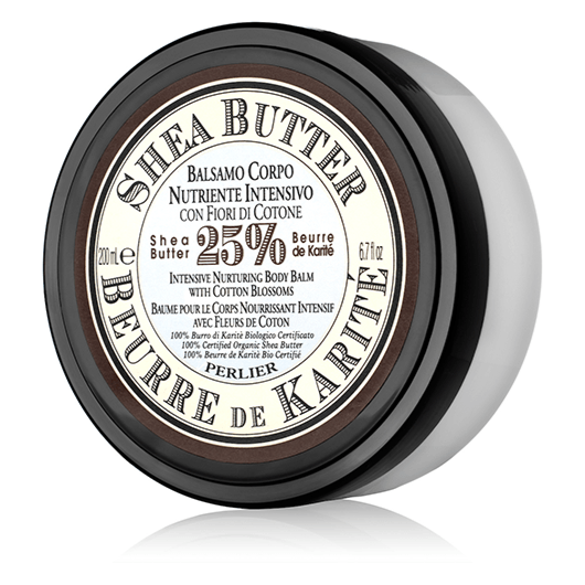 Shea Butter Body Balm With Cotton Blossoms 6.7oz