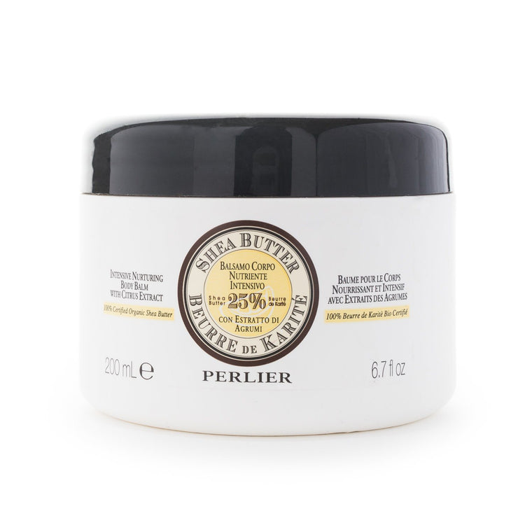 Shea Butter with Citrus Body Balm 6.7 oz