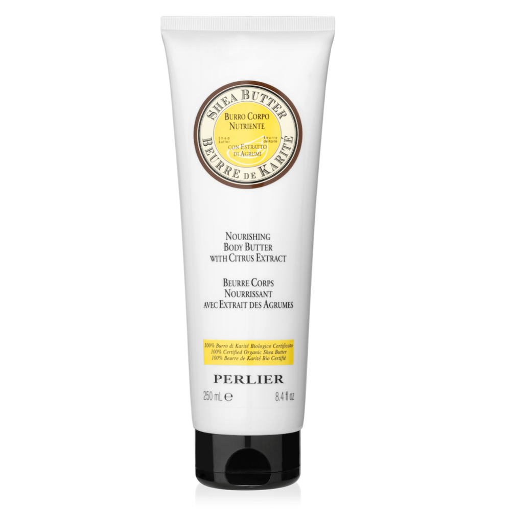 Perlier's Shea Butter with Citrus Body Butter