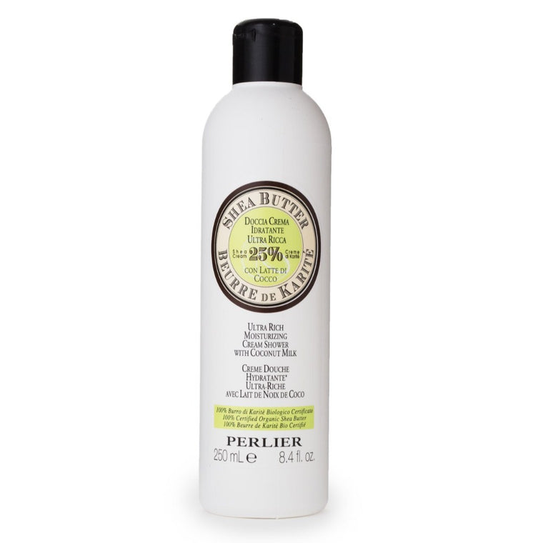 Shea Butter with Coconut Bath & Shower Cream 8.4 fl oz