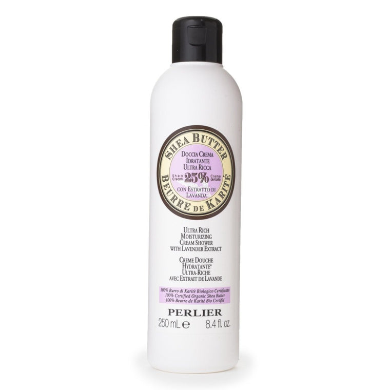 Shea Butter with Lavender Ultra Rich Bath Cream 8.4 fl oz