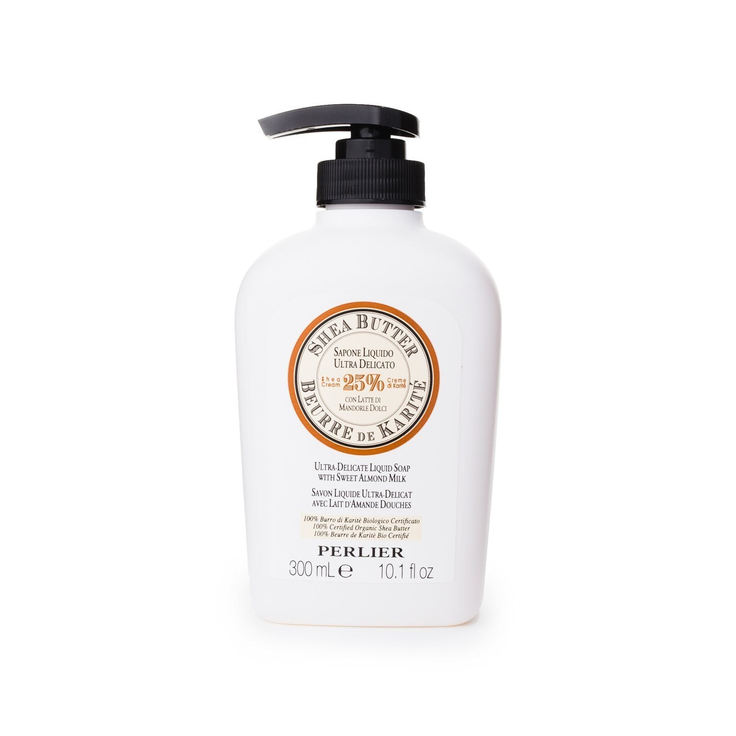 Shea Butter with Sweet Almond Liquid Soap 10.1 fl oz