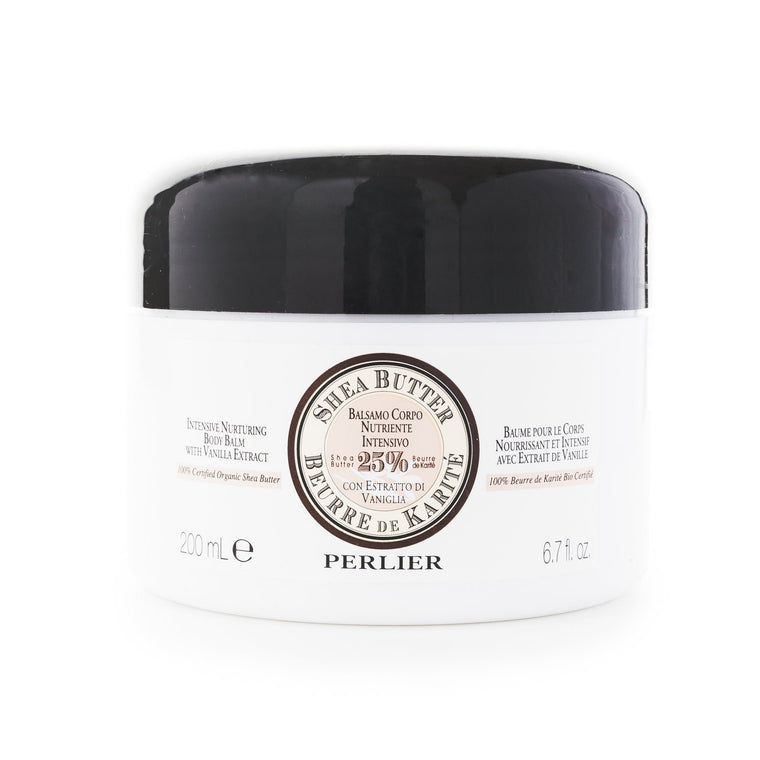 Shea Butter with Vanilla Extract Body Balm 6.7 fl oz.