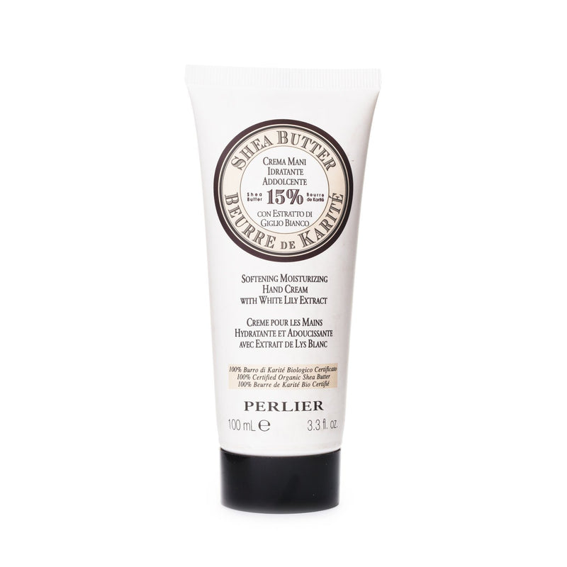 Perlier Shea Butter & White Lily Hand Cream