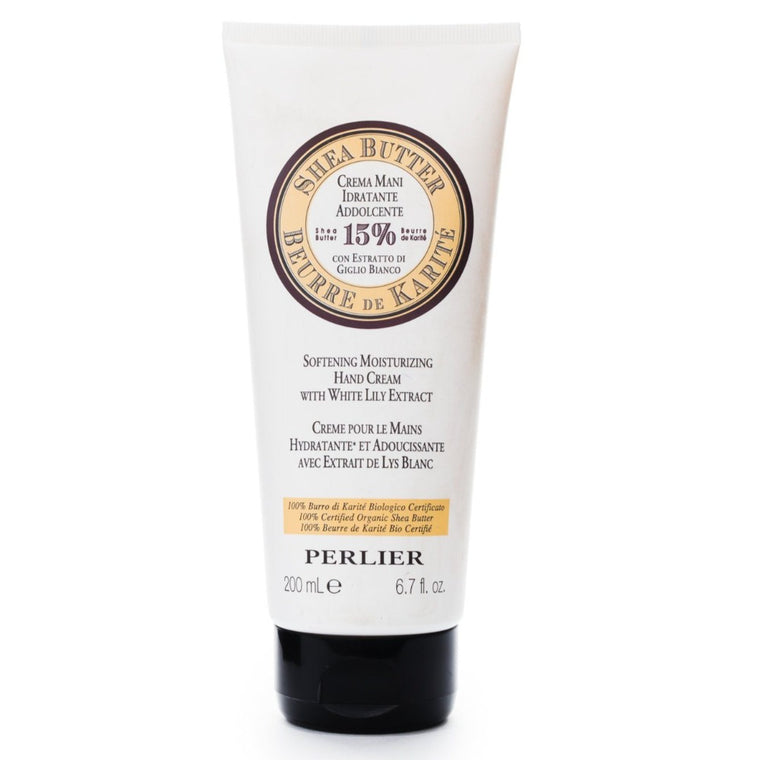 Shea Butter with White Lily Hand Cream  6.7 fl oz