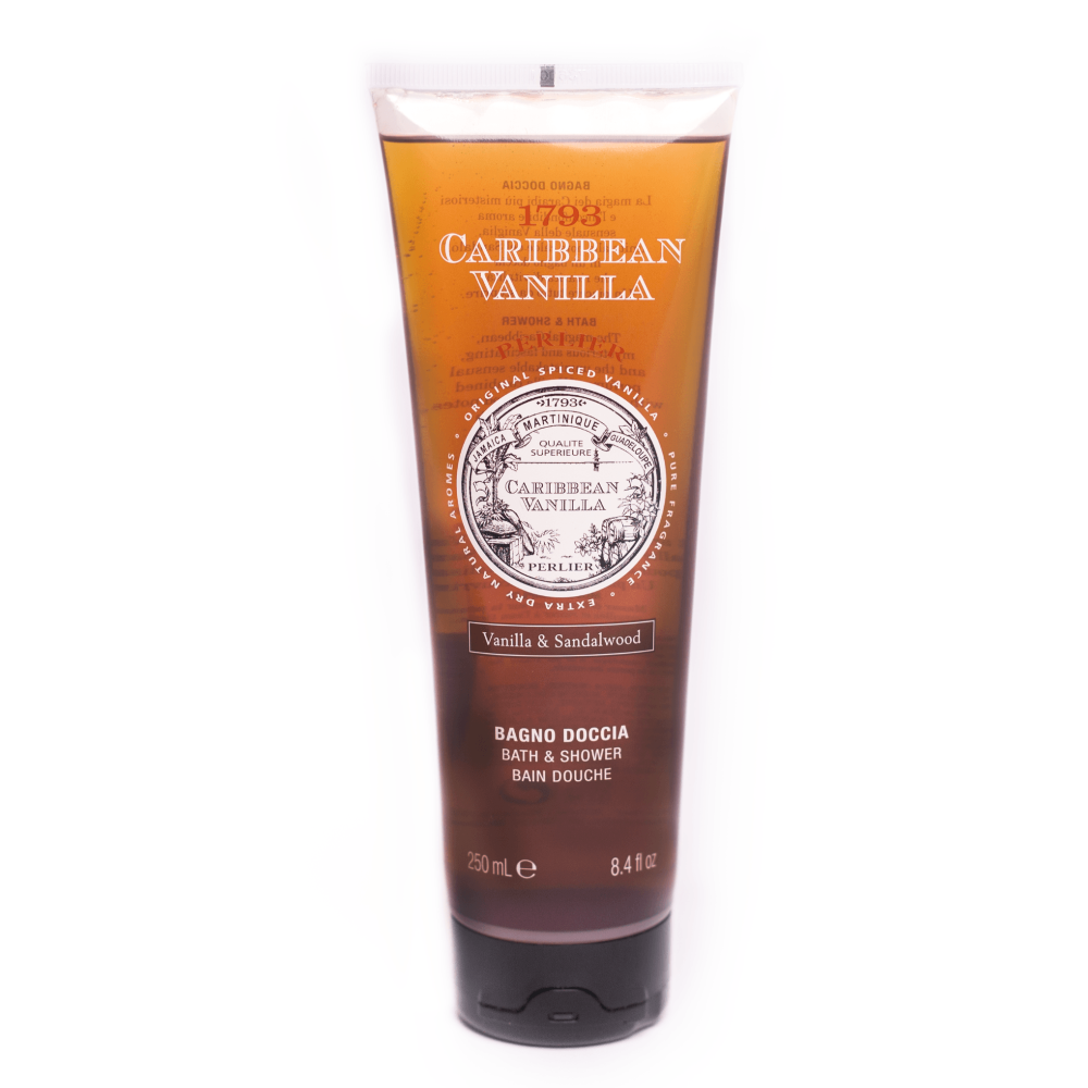 Caribbean Vanilla Sandalwood Shower Gel 8.4 fl oz