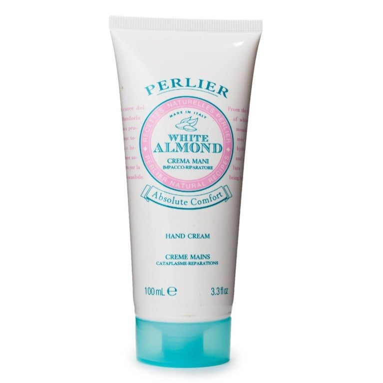 Perlier White Almond Hand Cream & Mask
