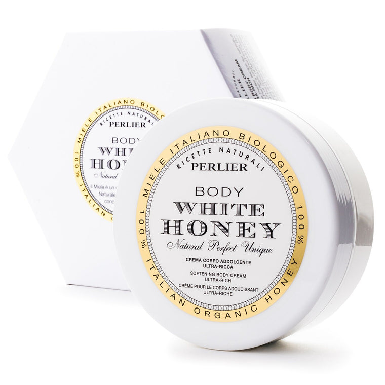 White Honey Rich Body Cream in box 8.4 oz