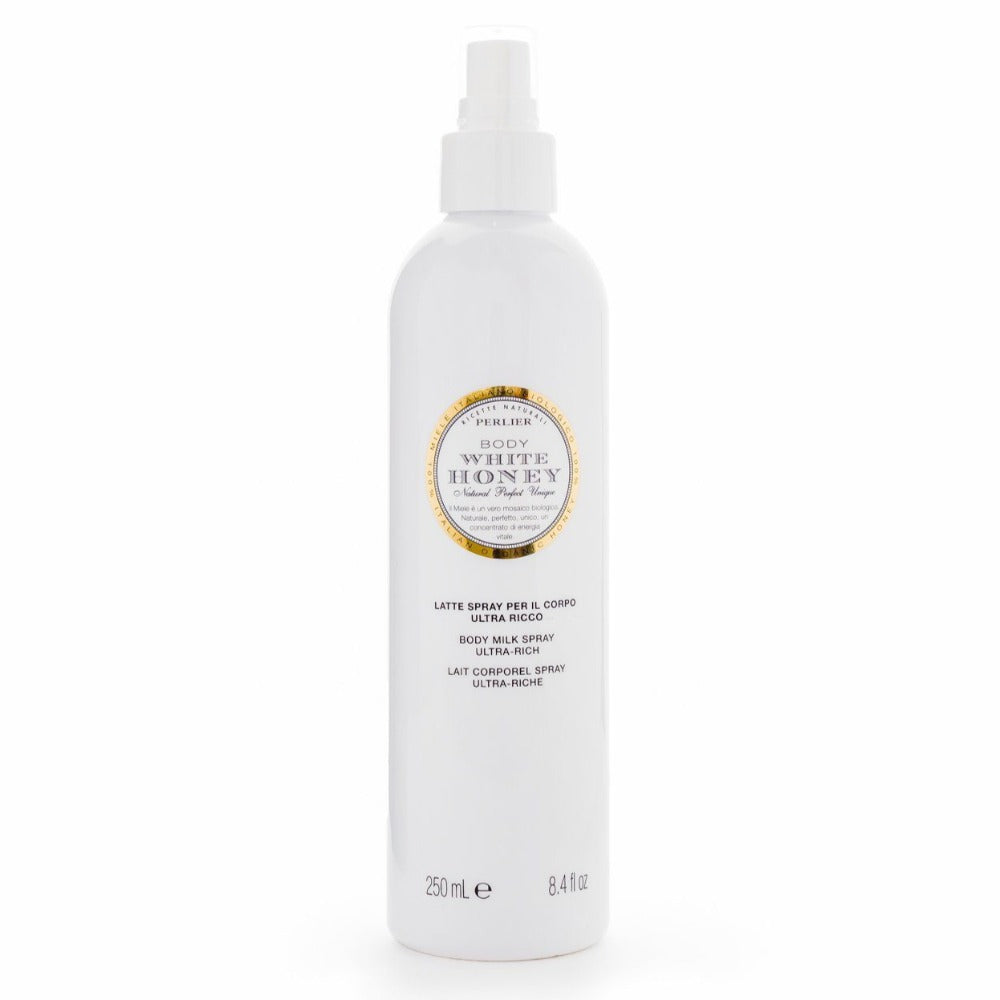 PERLIER'S WHITE HONEY BODY MILK