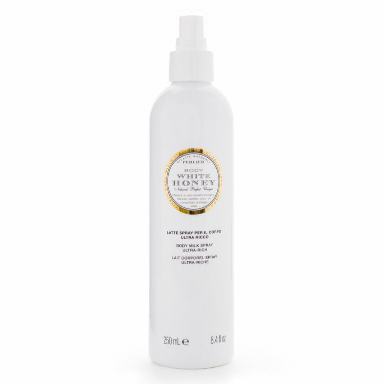 White Honey Body Milk Spray