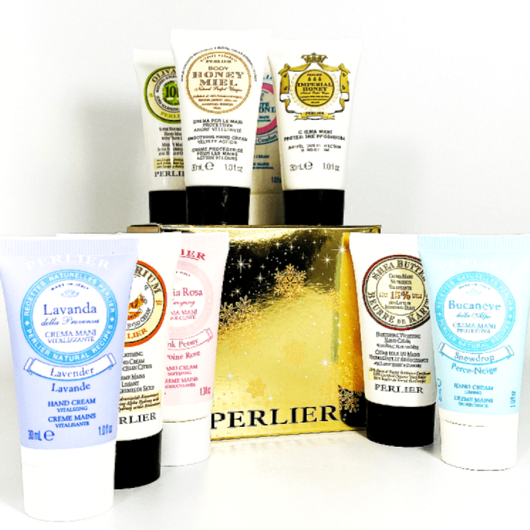 9 Piece Mini Hand Cream Gift Set