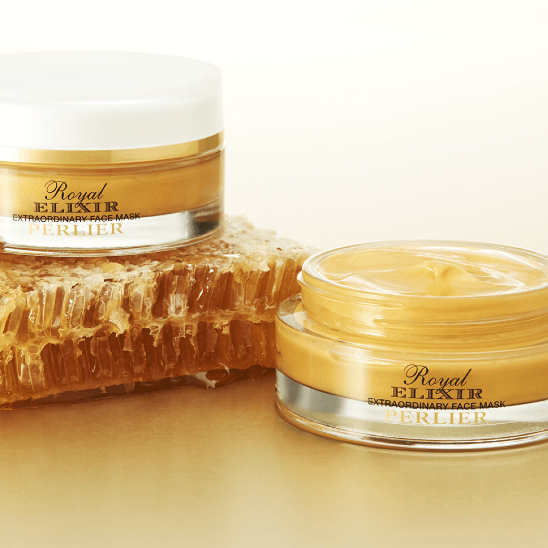PERLIER'S ROYAL ELIXIR EXTRAORDINARY ANTI-AGING FACE MASK