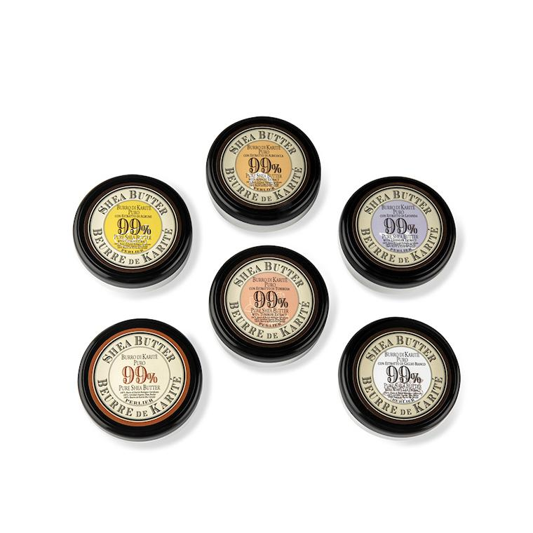 7 Piece Mini Shea Butter