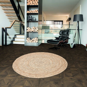 Citruss Natural Braided Carpet