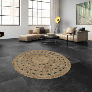 Circlebit Natural HandWoven Rugs