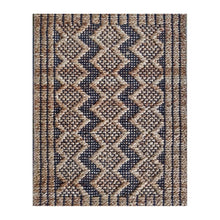 Hand Knotted Jute Rug
