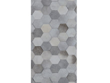 Duflex Grey Hairon Leather Carpet