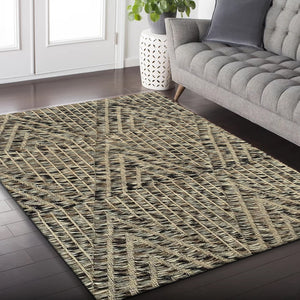 Ikon Natural Hand Woven Wool Rugs