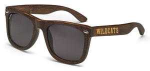 Kentucky Wildcats Ventura Bamboo Sunglasses
