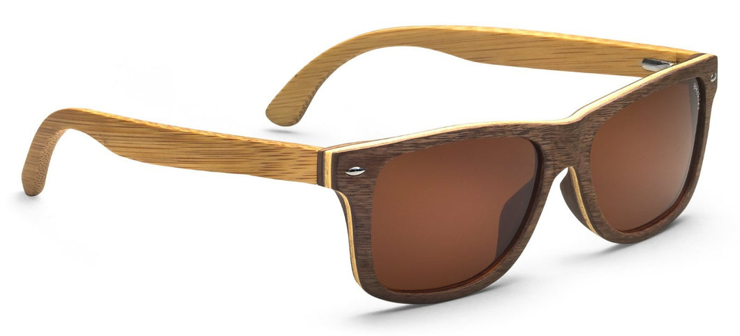 Rio Wood Sunglasses
