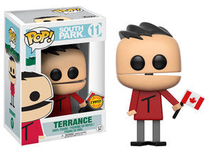 POP Television: South Park - Terrance chase