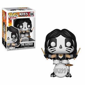 POP Rocks: KISS- Catman