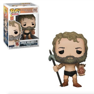 POP Movies: Cast Away - Chuck w/Wilson