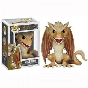 "Pop! Game of Thrones -Viserion (6"")"