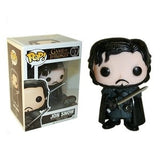 POP TV: Game of Thrones - Snowy Jon Snow (beyond the wall)