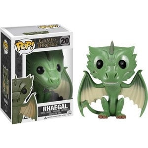 POP TV: Game of Thrones - Rhaegal