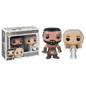 Pop! Game of Thrones -Khal & Khaleesi
