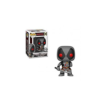 Pop! Marvel Deadpool With Chimichanga