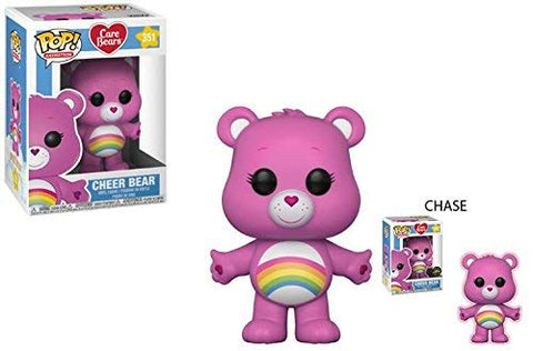 POP Animation: Care Bears - Cheer Bear w/glow chas