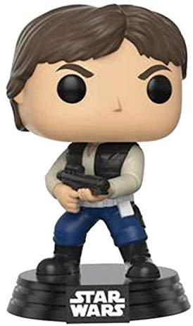 Pop! Star Wars Han Solo #169 (2017 Star Wars Galactic Convention Exclusive)