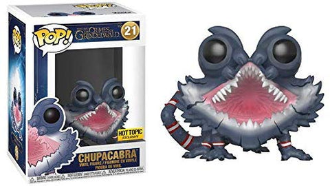 POP! Fantastic Beasts Crimes of Grindelwald - Chupacabra [Mouth Open] #21 - Hot Topic Exclusive!