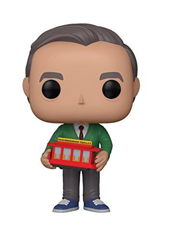 POP TV: Mr. Rogers Neighborhood- Mr. Rogers