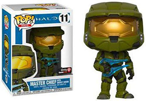 POP! Halo: Master Chief with Energy Sword #11