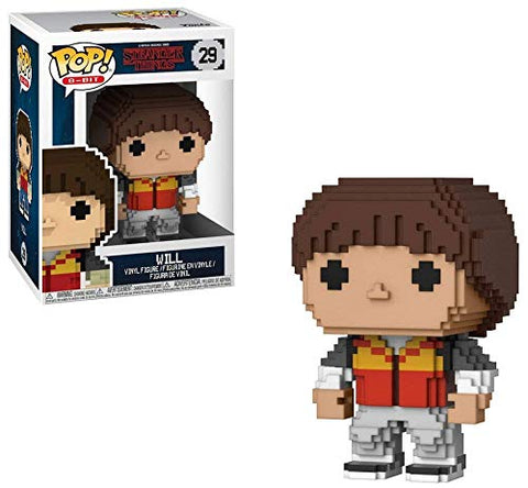 POP! 8-Bit Stranger Things Will Target Exclusive Vinyl Figure