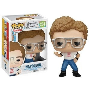 POP Movies: Napoleon Dynamite - Napoleon