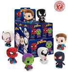 Mystery Mini: Blind Box Spiderman-One Mini Mystery Plush Collectible