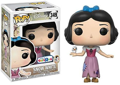 POP! Disney Maid Snow White Exclusive #349 Vinyl Figure